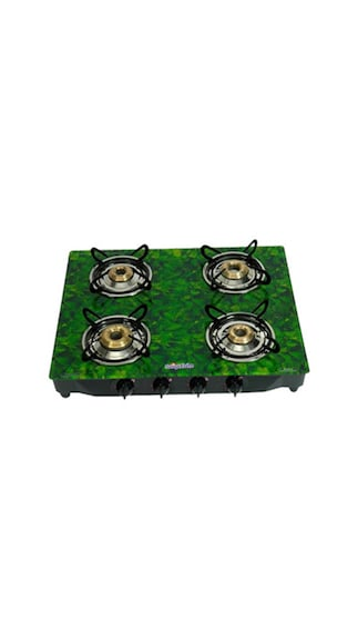 Flame-Mint-SFMN-Gl-0924B-Gas-Cooktop-(4-Burner)