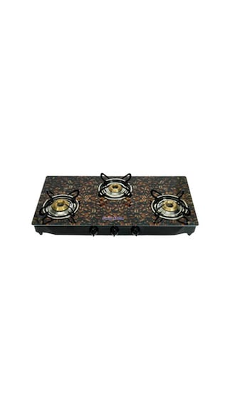 Flame-Coffee-Beans-SFCB-GL-0123B-Gas-Cooktop-(3-Burner)