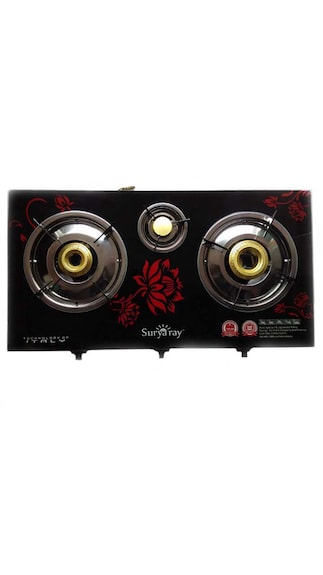 Surya-Ray-Auto-Ignition-Gas-Cooktop-(3-Burner)