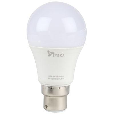 Syska 5 Watt LED Bulb (Cool White)