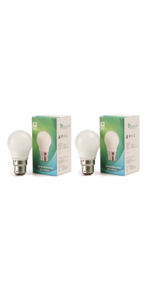 Syska-SSK-PA-9W-B22-LED-Bulb-(Pack-of-2,-Cool-White)