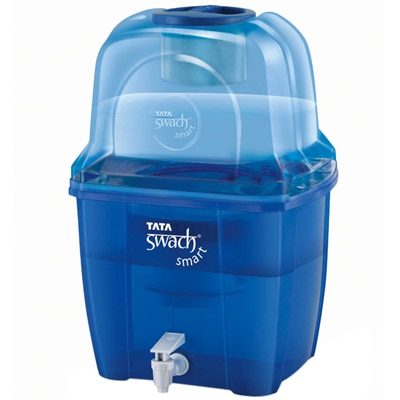 Tata Swach Smart Sapphire 15 L Gravity Filter Water Purfier (Blue) Paytm Mall deals
