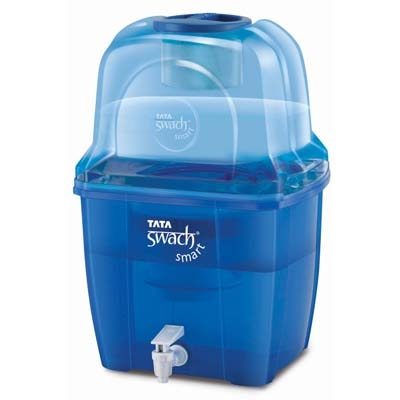 Tata Swach Smart Saphire 14 L Gravity Filter Water Purifier (Blue) Paytm Mall deals