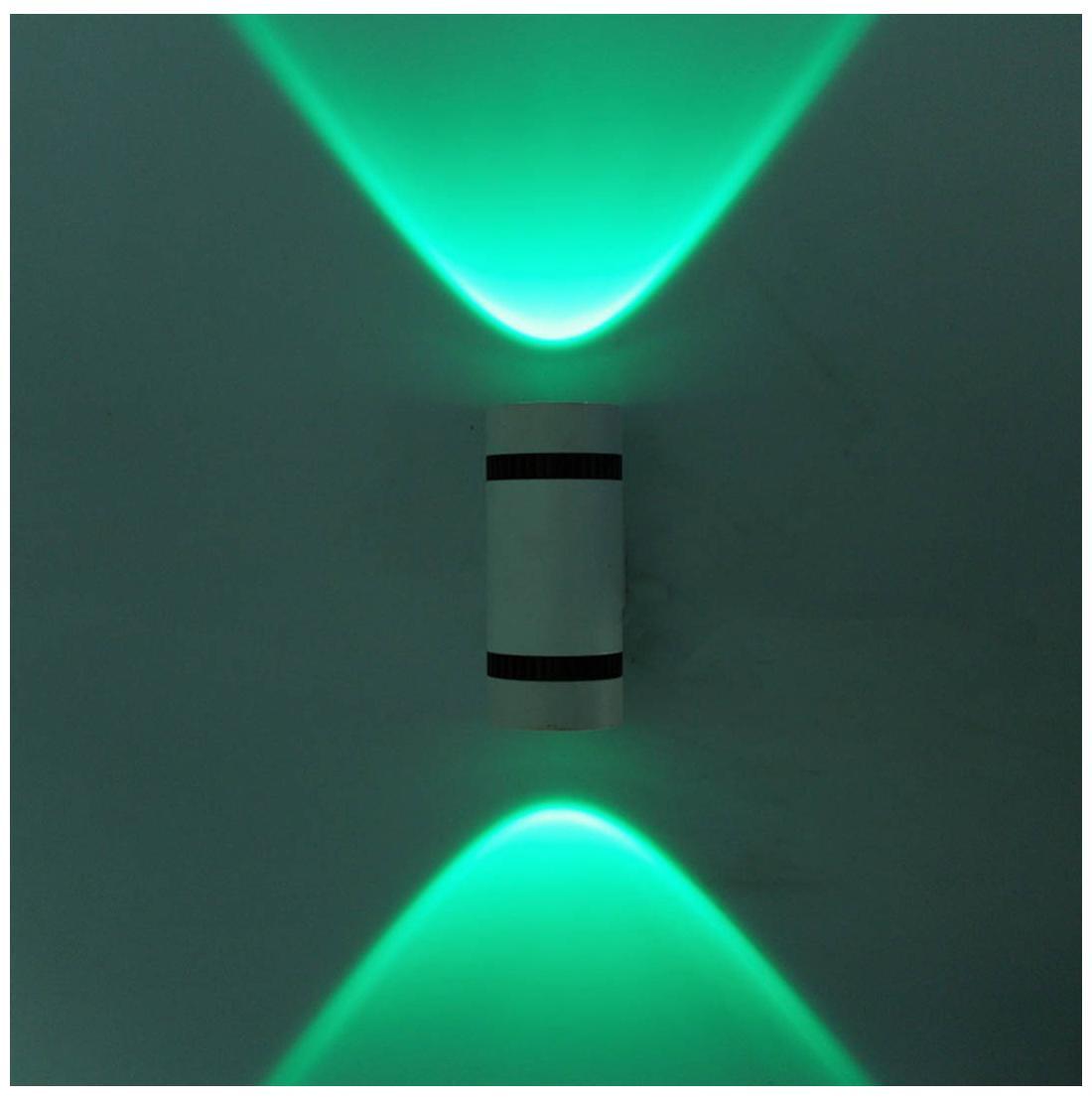 Telescope Shape WaLL Light 2x3W AC85-265V