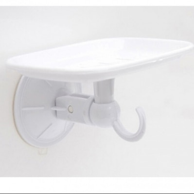 Traders5253 Soap Dish with Super Suction