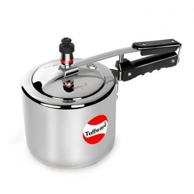 Tuffware Pressure Cooker Aluminium Inner Lid Paytm Mall Rs. 634
