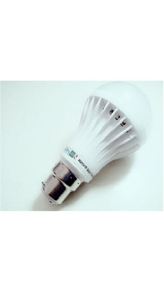 LED-7-Watt-LED-Bulb-(White)