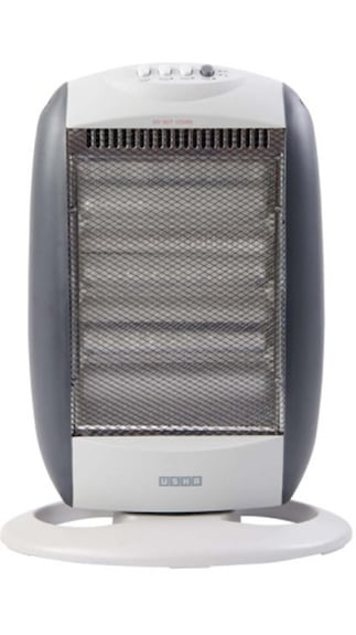 HH 3303 1200W Halogen Room Heater