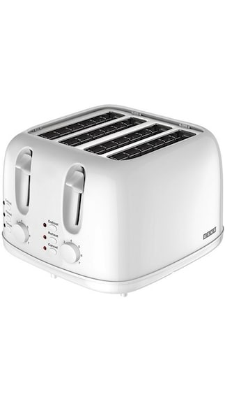 Usha 3340 4 Slice 1600W Pop Up Toaster