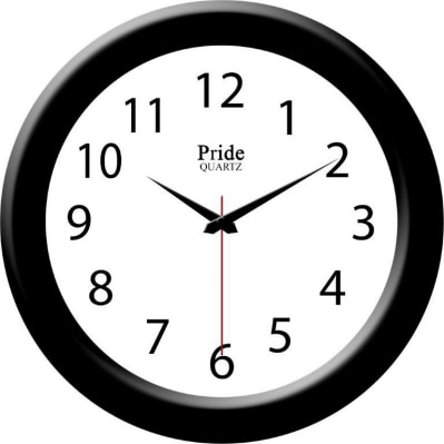 Wall Clock Pride