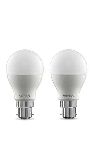 Wipro-9W-6500K-LED-Bulb-(Cool-Day-Light,-Pack-Of-2)