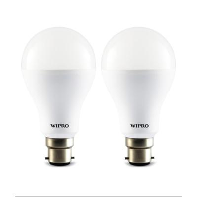 Wipro Garnet 15W LED Bulb- Pack of 2