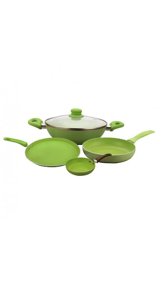 Wonderchef Family Cookware Set Of 5 Pcs