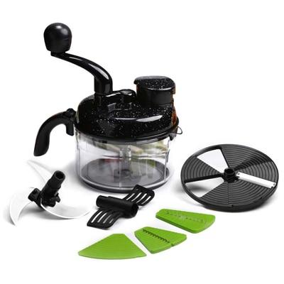 Wonderchef Turbo Dual Speed Food Processor With Free Peeler