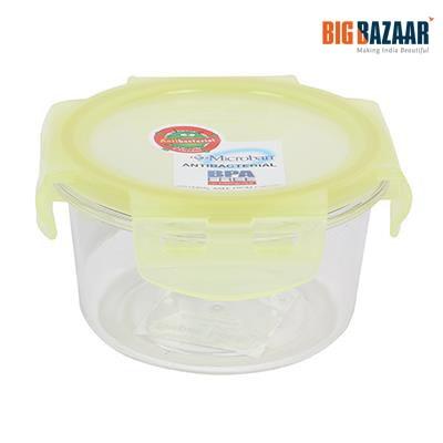 WWL Tritan Super Lock Series 400 ml Container (6881) (Yellow)