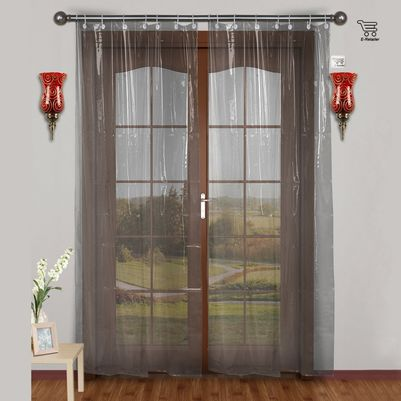 Curtains Ideas 80 inch door panel curtains : Curtains – Buy Door and Window Curtains Online at Best Price in ...