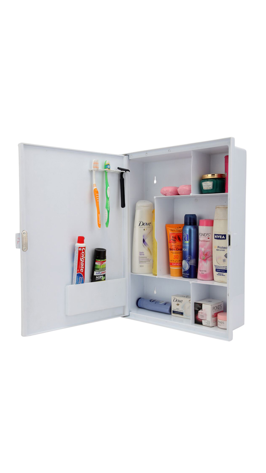 Buy Zahab Winner Bathroom Cabinet Online At Low Prices In