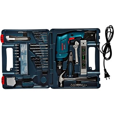 Bosch GSB 10 RE Universal Tool Kit Containing 10 mm...