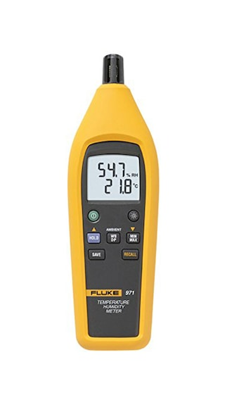 971 Temperature Humidity Meter