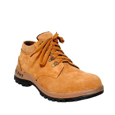 JK PORT Tan Leather Safety Shoe available at Paytm for Rs.939