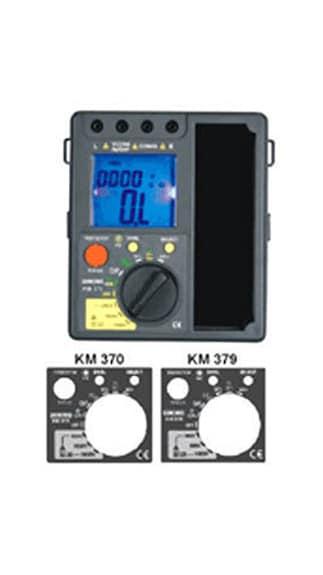 KM-370-Digital-Insulation-Resistance-Tester