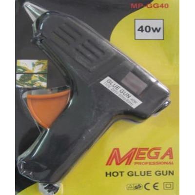 Mega MP-GG40 Hot Melt Glue Gun 40 Watt