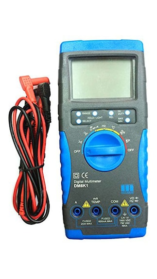 DM6K1-Digital-Multimeter