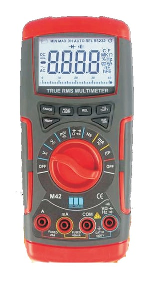 M42-Digital-Multimeter