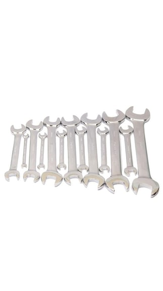 HW-7513B-13Pcs-Double-Open-End-Wrenches-Set