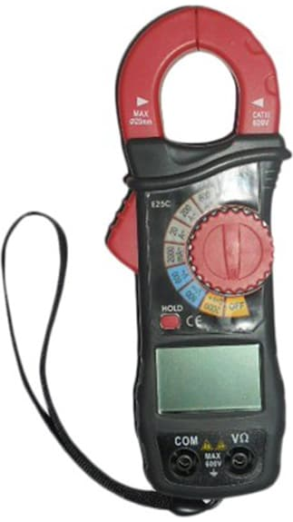 E25C-Digital-Clamp-Meter