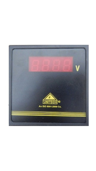 UNI-1V96AC-Digital-AC-Volt-Panel-Meter-(96mm)