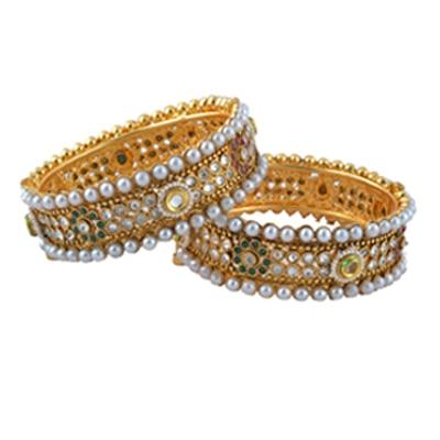 Adwitiya Collection Muti Bangles