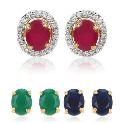 Archi Collection Multi Earrings