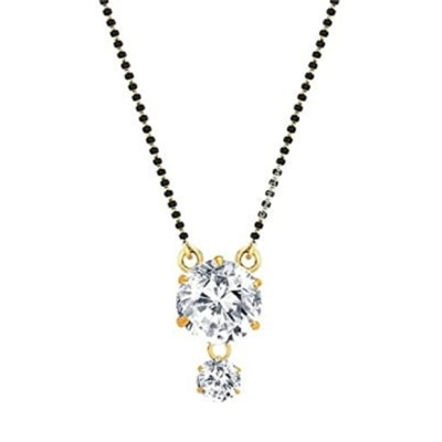 Archi Collection Cz Mangalsutra