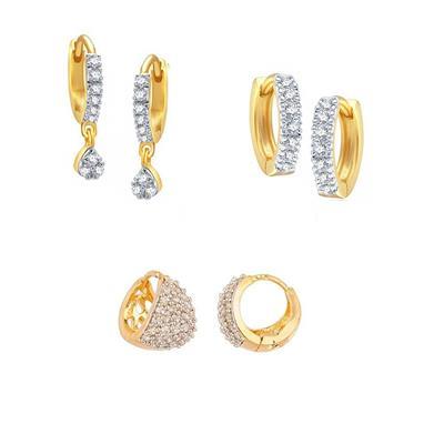 Awww Combo of Trendy Earrings Jewellery For Women and Girls