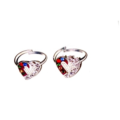Fashionable Silver Toe Rings for women By shrungarikaa