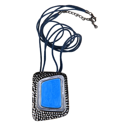 Just Women Blue Pendant
