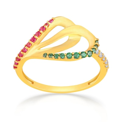 Malabar Gold & Diamonds  Ring Mhaaaaabqvmg Rings