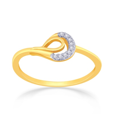 Malabar Gold and Diamonds Mine Diamond Ring R651985