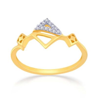 Malabar Gold & Diamonds  Mine Diamond Ring R551133 Rings