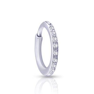 Malabar Gold & Diamonds  Mine Diamond Nosepin Np71028 Nose Pins