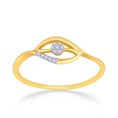 Malabar Gold and Diamonds Mine Diamond Ring R651981