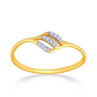 Malabar Gold and Diamonds Mine Diamond Ring R651983