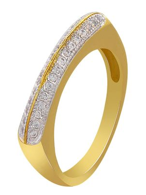 MUCH MORE Beautiful Gold Plated Finger Ring For Women