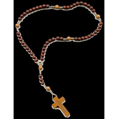 Rosary Wooden