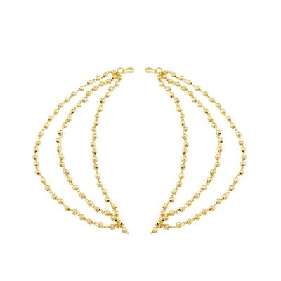 Satyam Jewellery Nx Traditional Kan Chain Artificial Jewellery