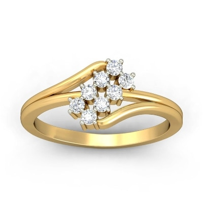 The Hydra WearYourShine By PC Jeweller Rings For Women