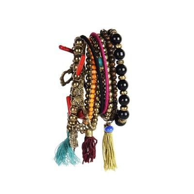 The Pari MultiColor Bracelets