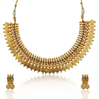 The Pari Multi Necklace Set