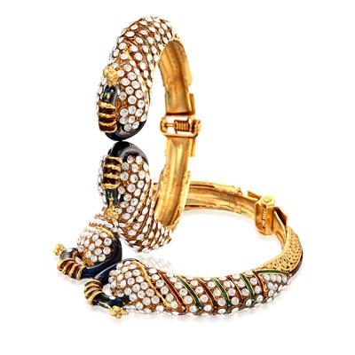 The Pari Multi Color Bangle
